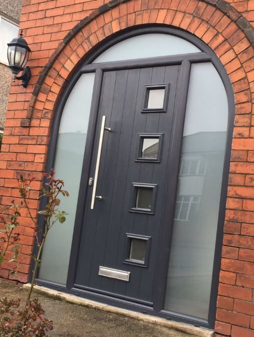Find this Pin and more on Arched Doors/ Arched Frames by Solidor Composite Doors. & The 9 best Arched Doors/ Arched Frames images on Pinterest | Arched ...