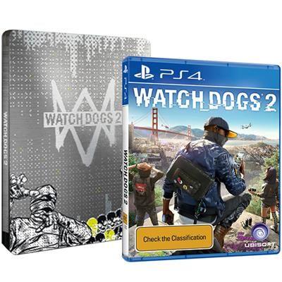 Watch Dogs 2 Hacker Edition