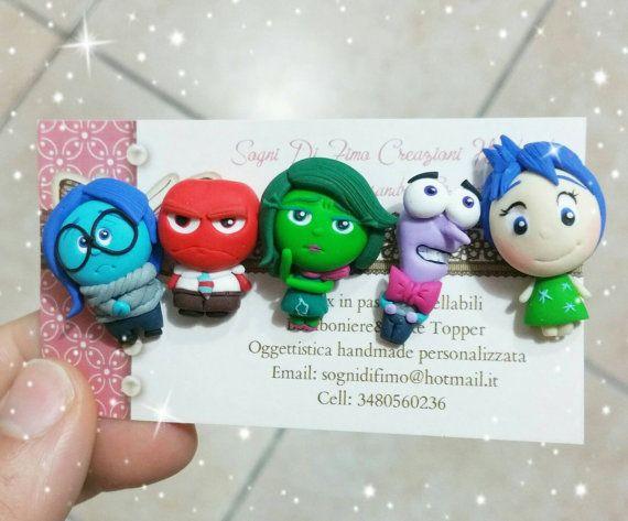 Guarda questo articolo nel mio negozio Etsy https://www.etsy.com/it/listing/268043290/set-earrings-orecchini-fimo-disney-pixar