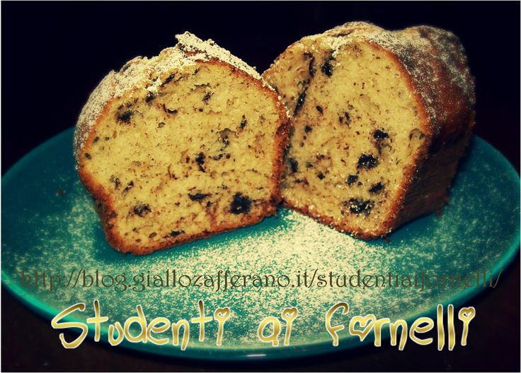 Ciambella agrumi di Sicilia e cioccolato fondente
