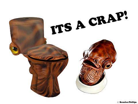 Admiral Ackbar toilet by ~bmansnuggles on deviantART