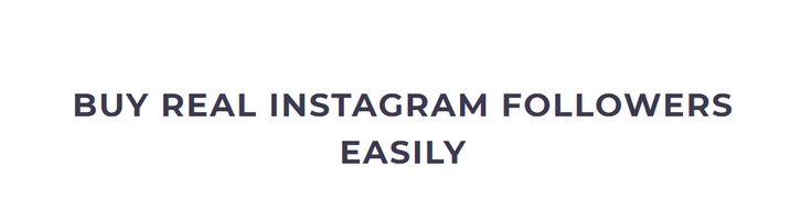 Buy Real Instagram Followers | 100% Active | Organic Followers