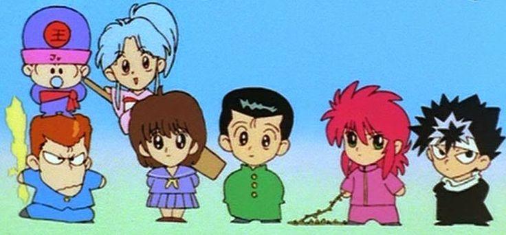 Hatsuki M.: Anime Nostálgico – Yuyu Hakusho