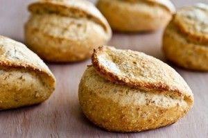 Receita Dedo de Moça: Pão de trigo sarraceno (Shimura)