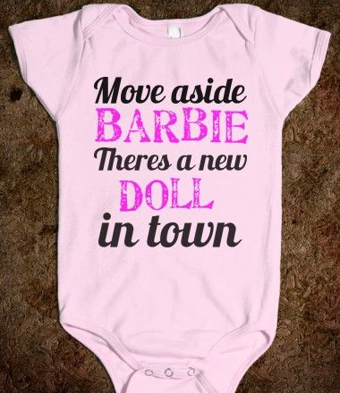 There's a new doll in town