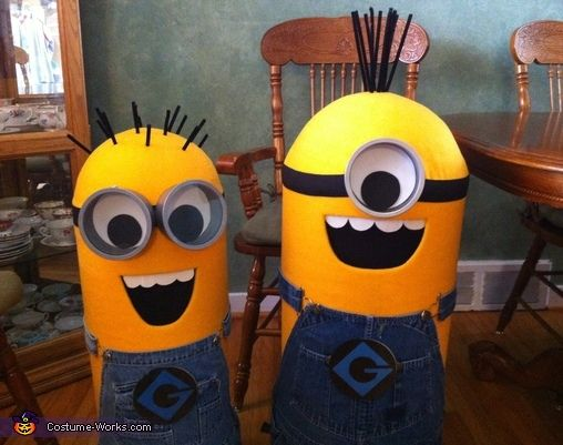 minion costume for kids google search