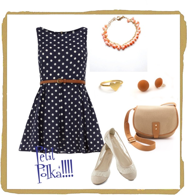 """""""Petit Polka"""" by efzin on Polyvore"""