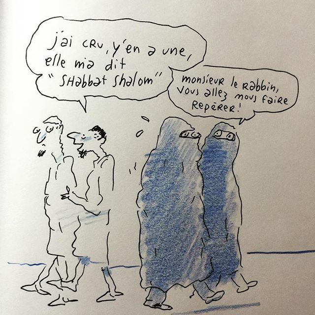 A Marseille, les instances communautaires conseillent aux juifs la plus grande discrétion.
