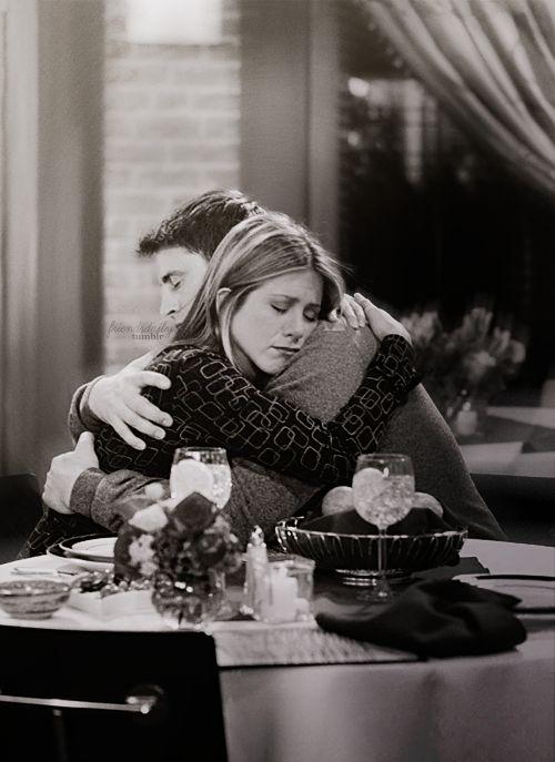 Friends - Rachel & Joey