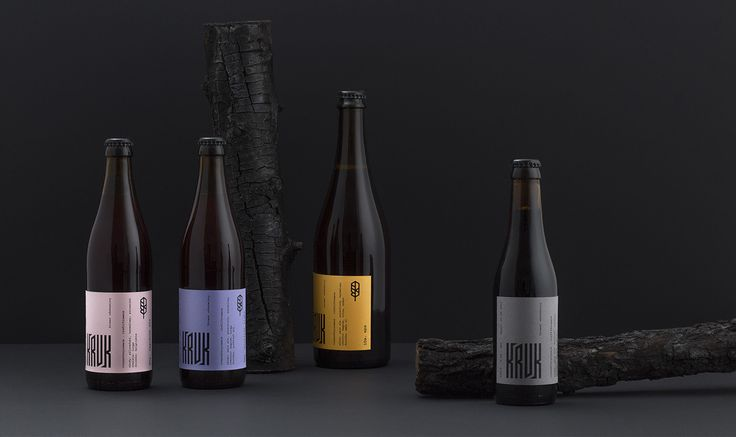 We like beer, so it is natural that KRUK had to be placed in our portfolio one day.It is a time-consuming and complicated process to brew good beer. That is why, the Client set a clear goal – creating a label which, apart from obvious aesthetic qualitie…