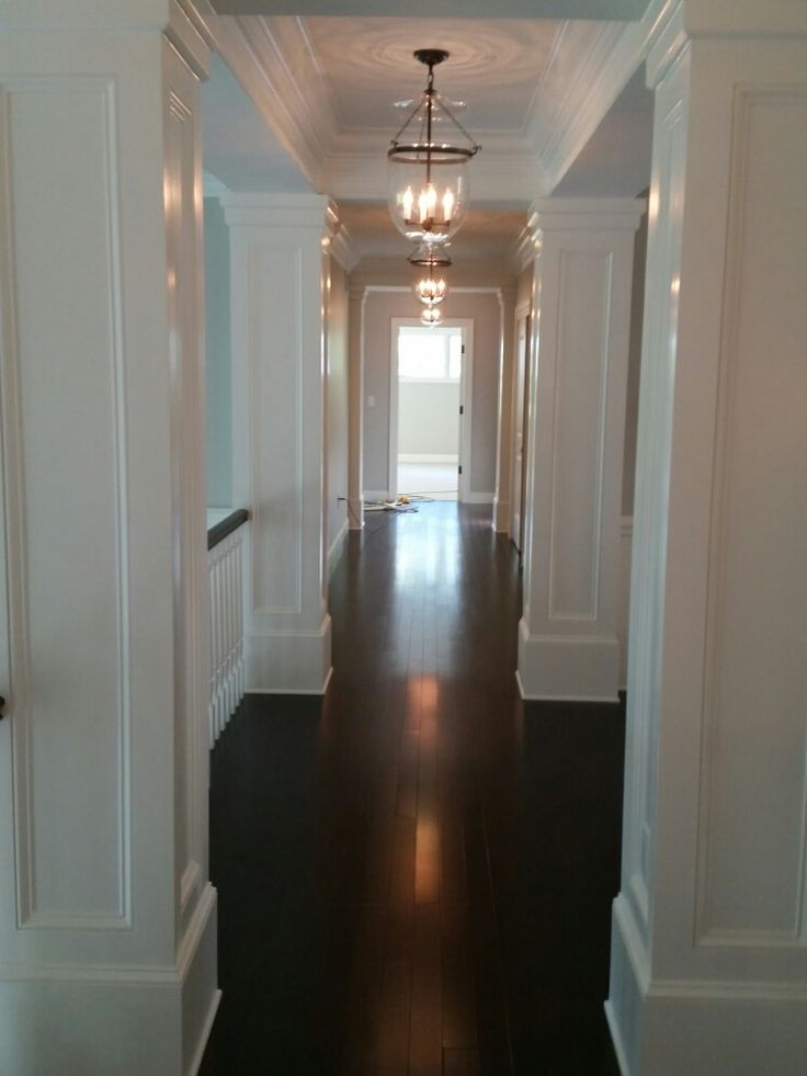 Brazilian Cherry stained Black PF flooring by Brazilian Direct Ltd.