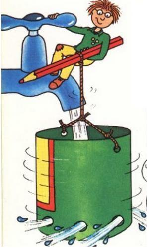 Cómo hacer una turbina de agua