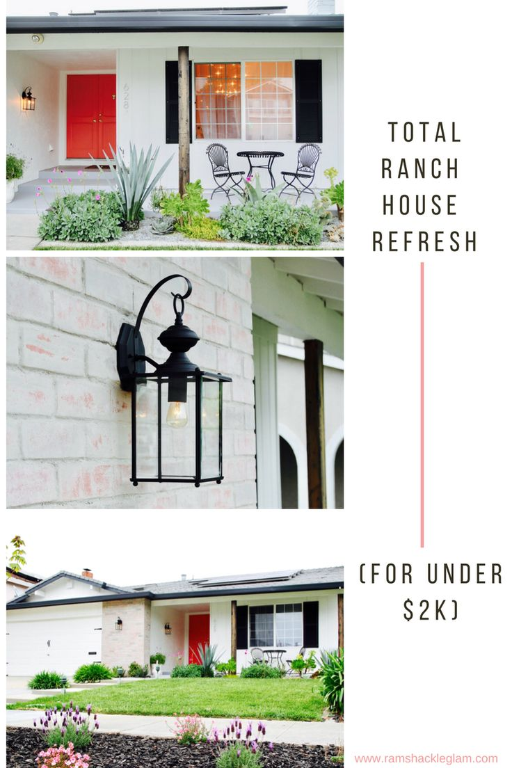 How To Completely Update A Totally Standard Blah Ranch