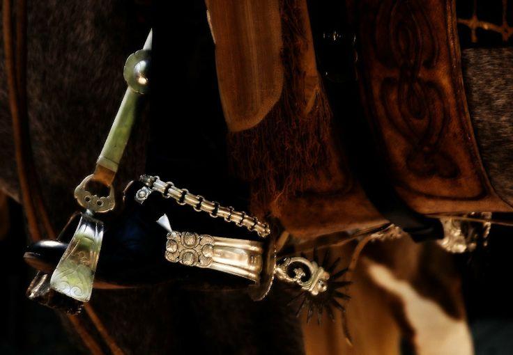 Espuelas de plata gaucho - Eduardo Amorim #gaucho #amorim #argentinian #argentino #folklore