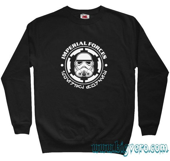 Star Wars Stormtrooper Sweatshirt Size S-XXL //Price: $29.00    #clothing #shirt #tshirt #tees #tee #graphictee #dtg #bigvero #OnSell #Trends #outfit #OutfitOutTheDay #OutfitDay