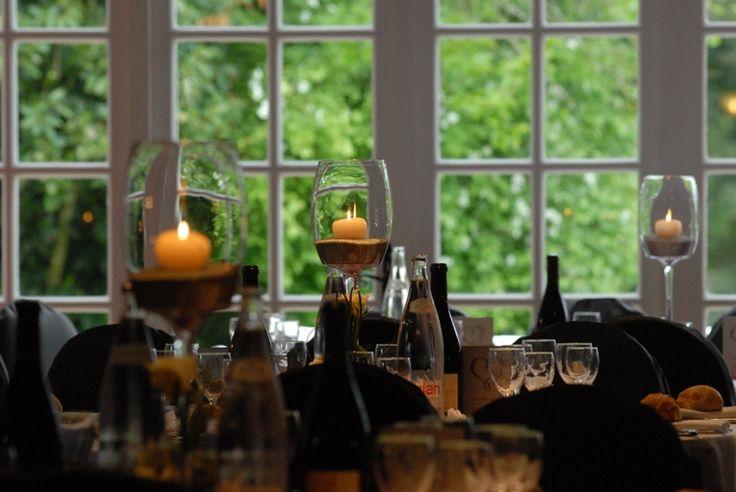 Choisissez le service traiteur du Château de la Pigossière pour l'organisation d'un dîner gastronomique pour un évènement tel q'un mariage ou encore un gala