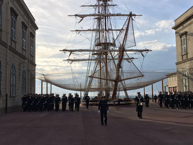Livorno: Giuramento degli allievi dell'Accademia Navale