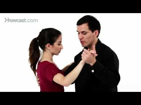 How to Do the Pencil aka El Lapiz | Argentine Tango - YouTube