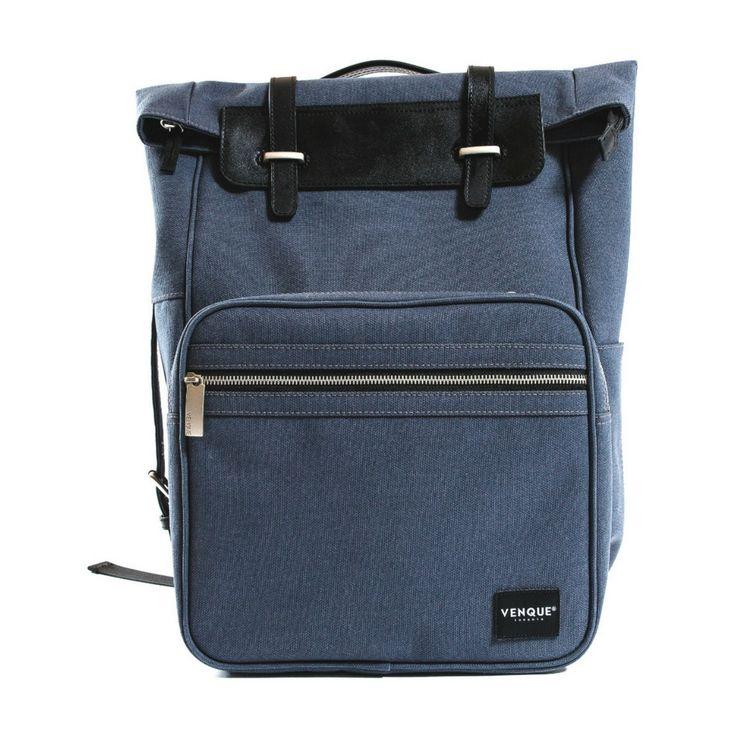 Arctic Fold Backpack Blue