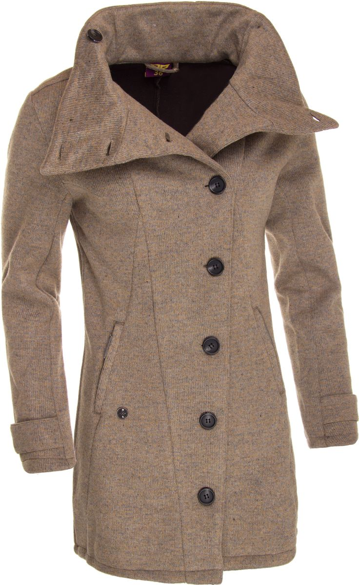 Kabát dámský WOOX Vellon Concha