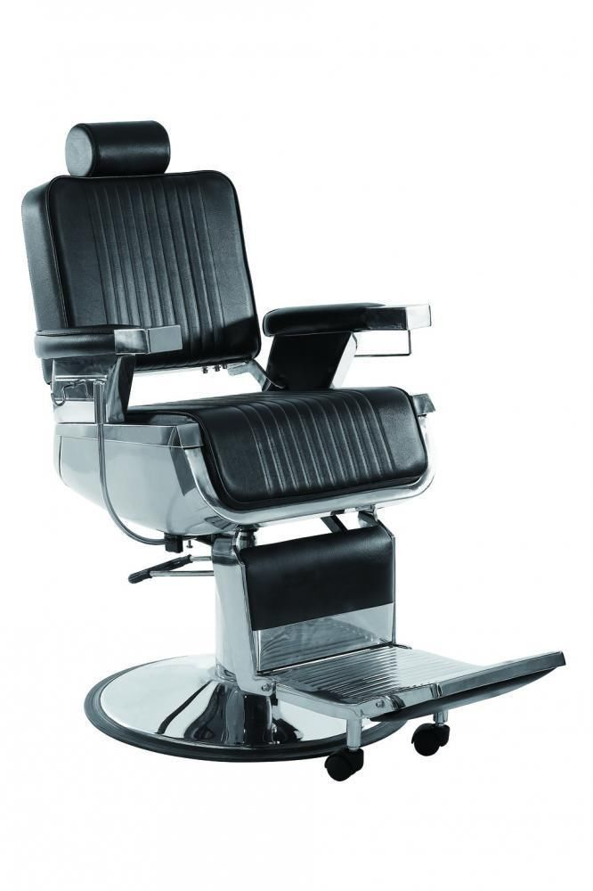 Stainless Steel Heavy Duty Hydraulic Barber Chair@ $ 729.99