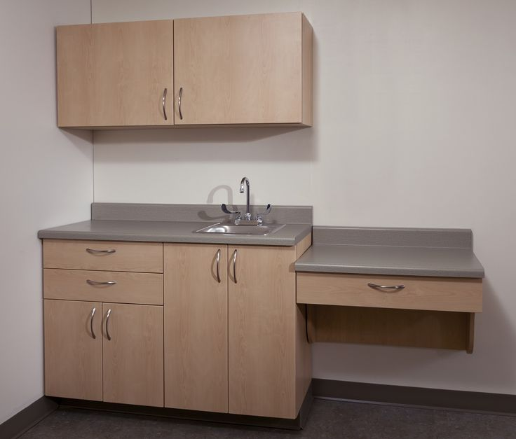 medical exam room cabinets with sink - Google Search ...