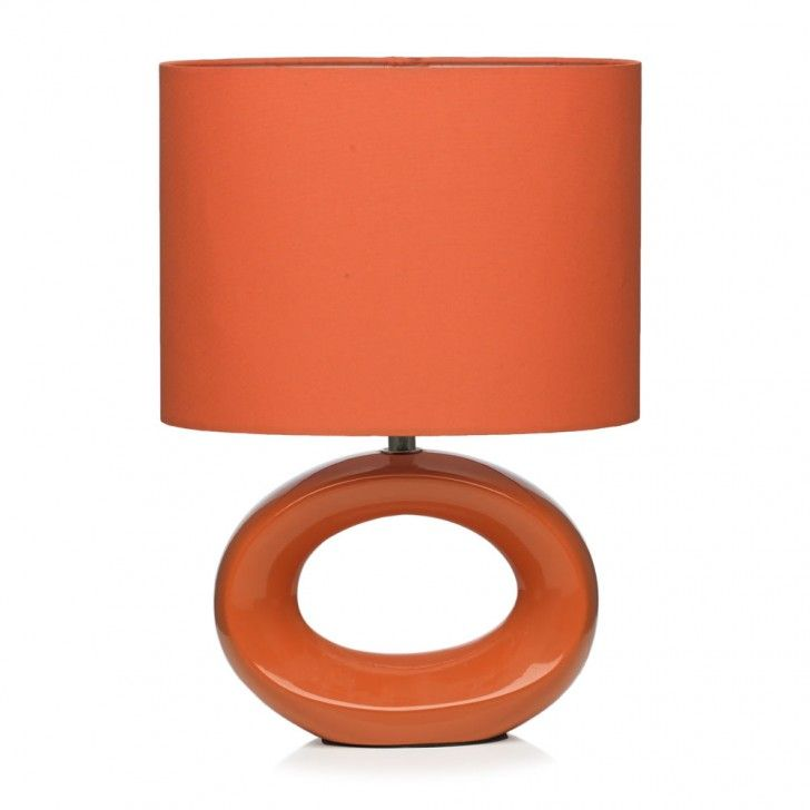 Best 25+ Orange lamp shade ideas on Pinterest   Orange lamps ...