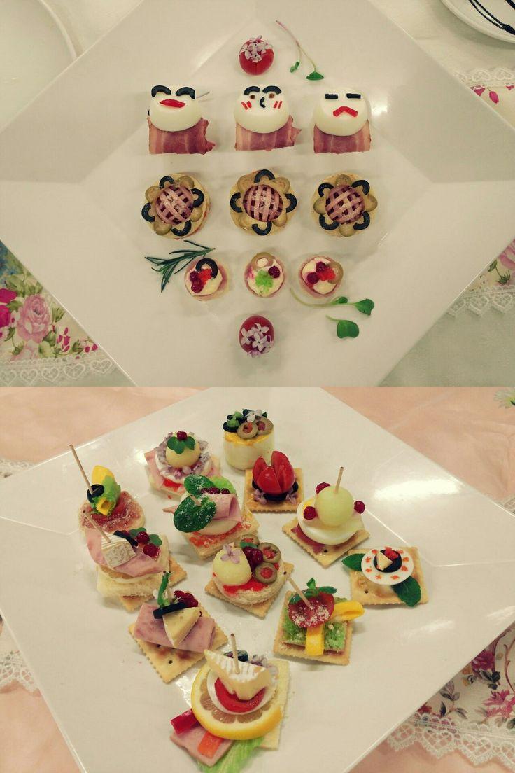 김서현님이 만든 핑거푸드  핑거푸드에서 정성이 느껴집니다 ^^ 김서현님의 포트폴리오  http://me2.do/GGS1jFSh