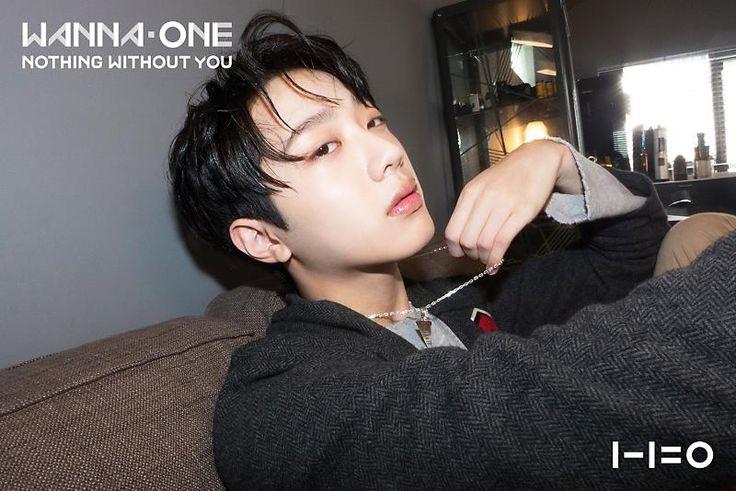 Wanna One Guanlin Additional Teaser Photo