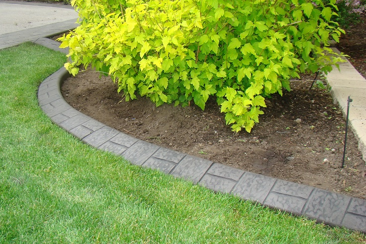 Landscaping Bricks Calgary : Brick stamped curbing home furniture bricks calgary