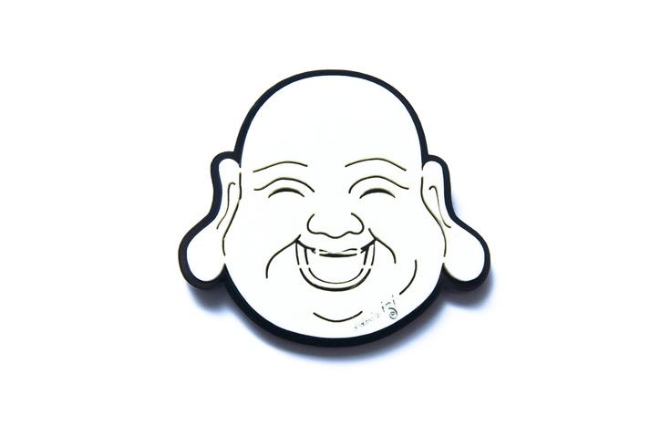 Happy Buddha İğne