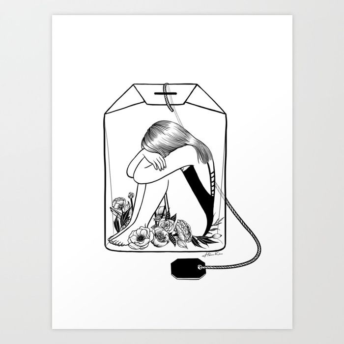 Buy Lady Grey Tea Art Print by hennkim. Worldwide shipping available at Society6.com. Just one of millions of high quality products available.