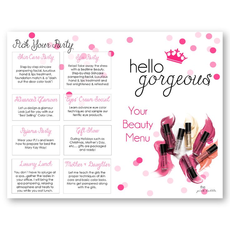 1000 images about mary kay on pinterest for Mary kay invite templates
