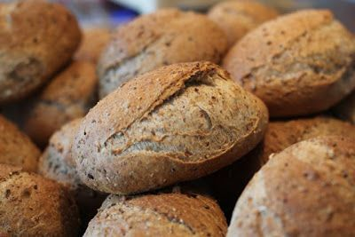 Meergranen broodjes