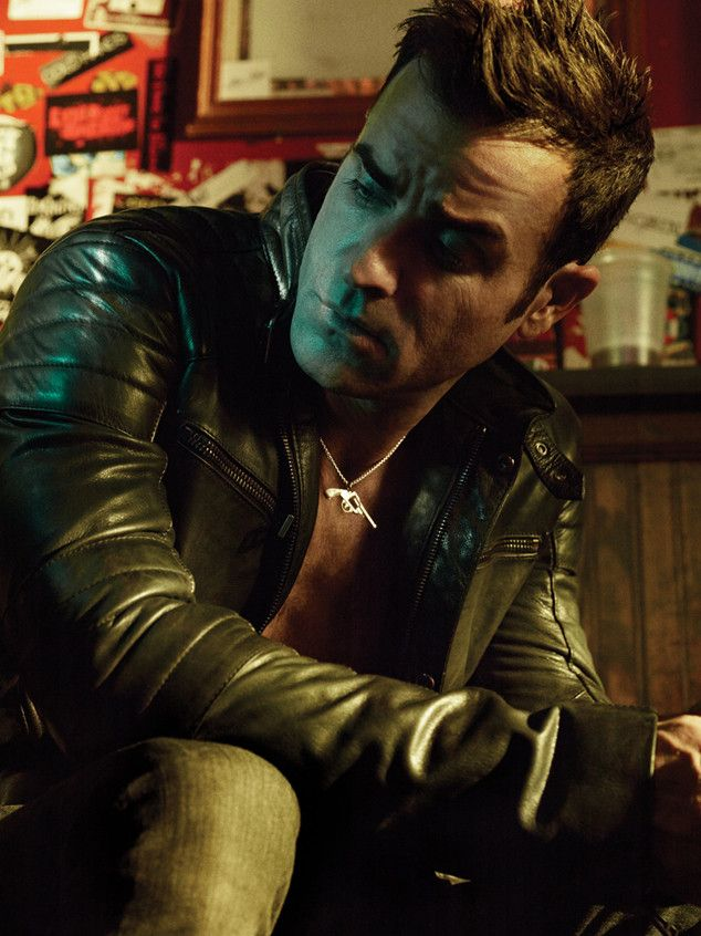 Justin Theroux, Interview