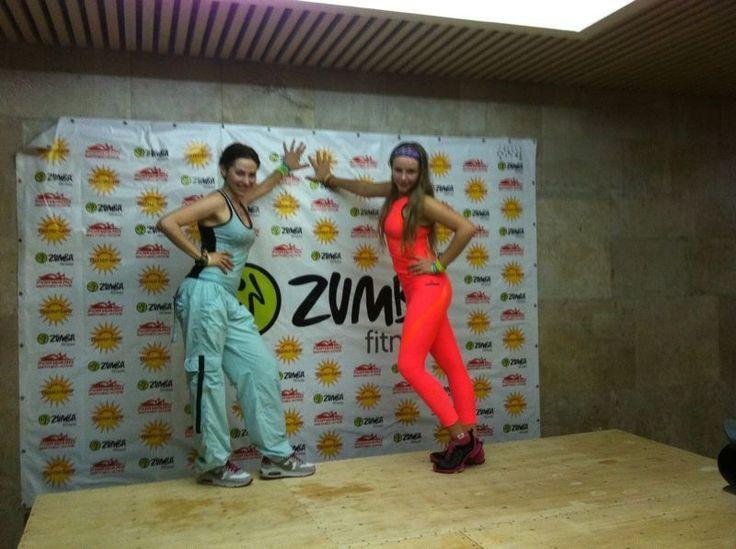Zumba master class