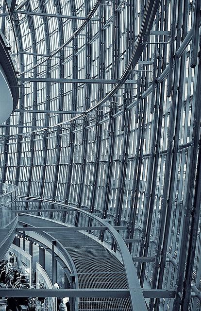 Renzo Piano's Weltstadthaus in Cologne by wwwuppertal, via Flickr