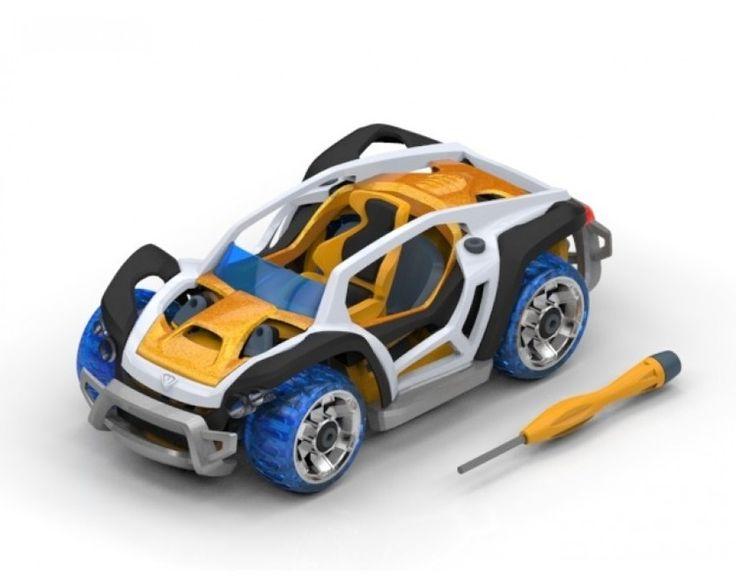 Modarri Samochód Terenowy Konstrukcja Do Złożenia | Zabawki \ Samochody i inne pojazdy Zabawki \ Konstrukcyjne Bestsellery Dla Kogo Prezent? \ Chłopca