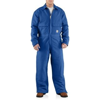Carhartt 100196 Men's Flame-Resistant Duck Coverall #Carhartt #Coverall