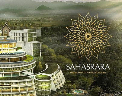 "Check out new work on my @Behance portfolio: ""Sahasrara Resort - Logo"" http://be.net/gallery/40975423/Sahasrara-Resort-Logo"