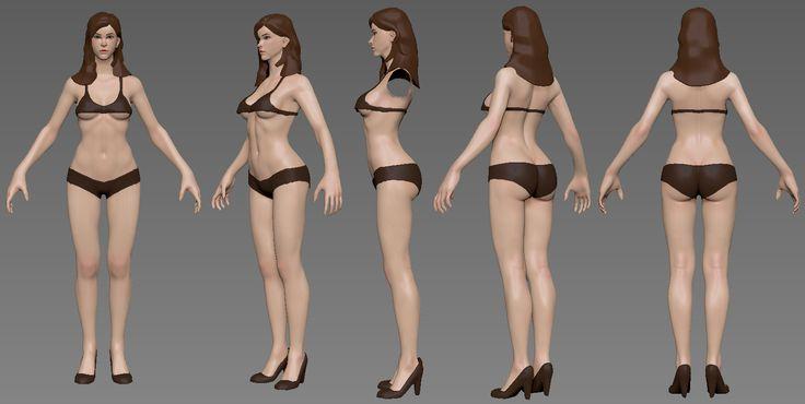 body, anatomy