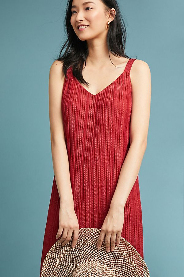 4fb188c82f109 Prespa Pleated Dress | Dress ideas | Dresses, Anthropologie, Clothes