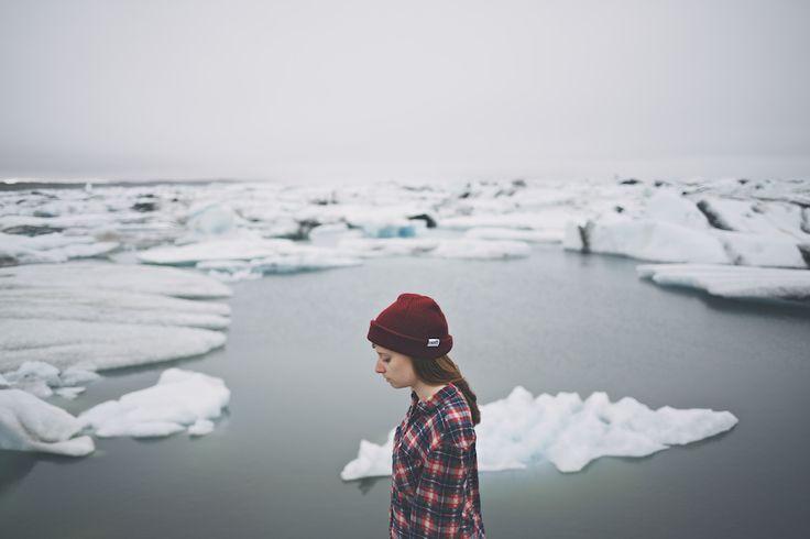 Iceberg lagoon in Iceland - Jökulsárlón - Jokulsarlon