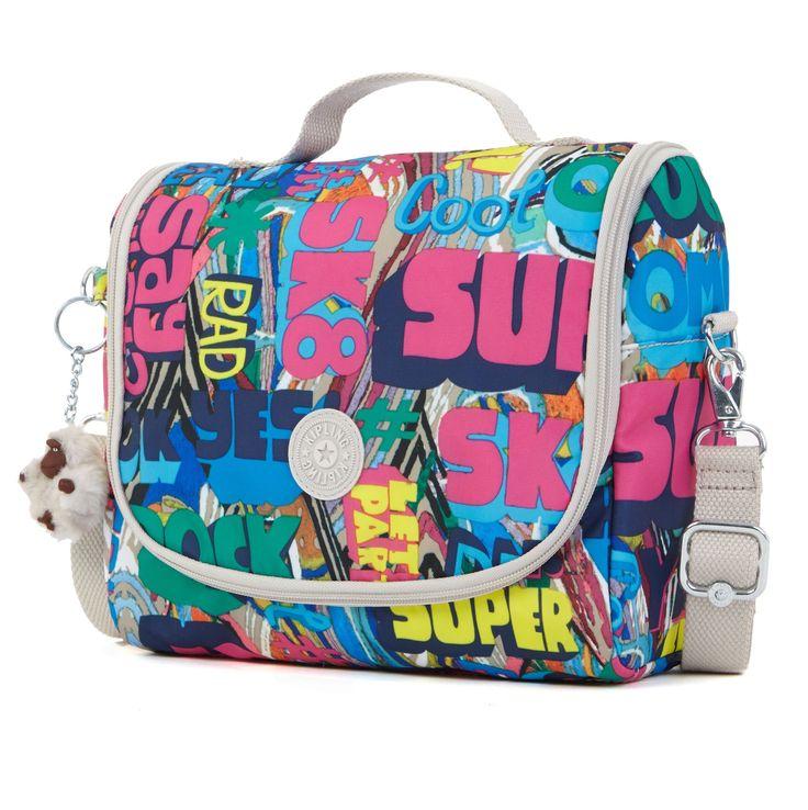 Kichirou Lunch Bag - Ok DJ   Kipling