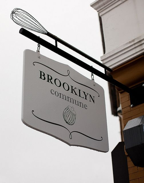 Brooklyn Commune by Eric Isaac