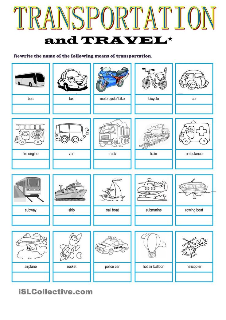 best 25 transportation worksheet ideas on pinterest transportation unit kindergarten sorting. Black Bedroom Furniture Sets. Home Design Ideas