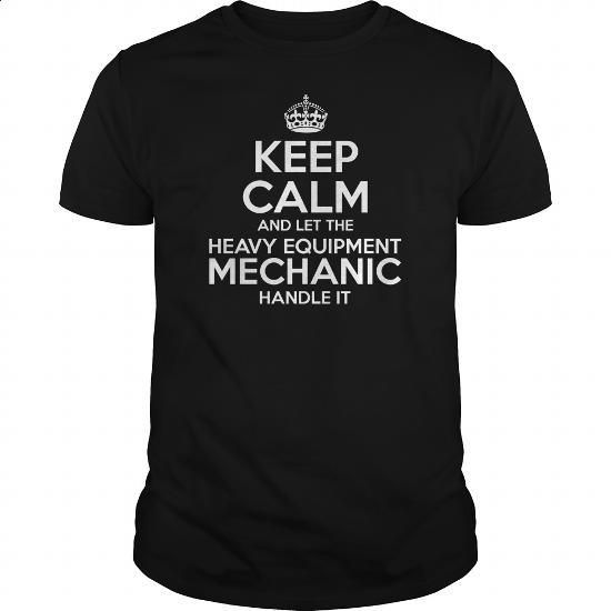Awesome Tee For Heavy Equipment Mechanic #tee #T-Shirts. I WANT THIS => https://www.sunfrog.com/LifeStyle/Awesome-Tee-For-Heavy-Equipment-Mechanic-109159197-Black-Guys.html?60505