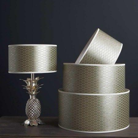 Sylvana Drum Lamp Shade - Lamp Shades - Lighting Accessories - Lighting & Mirrors
