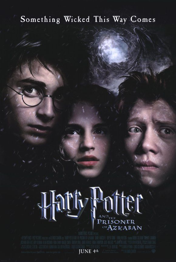 I Remember When This One Came Out On My Birthday Not Only My Favorite But The Best Presen Harry Potter Movie Posters Prisoner Of Azkaban Harry Potter Movies