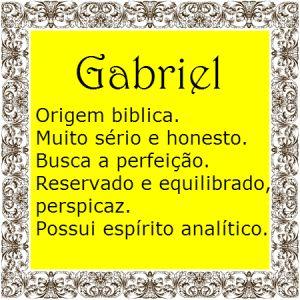 Significado do nome Gabriel | Significado dos Nomes